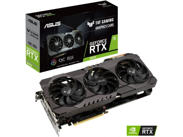 ASUS GeForce RTX 3070 TUF