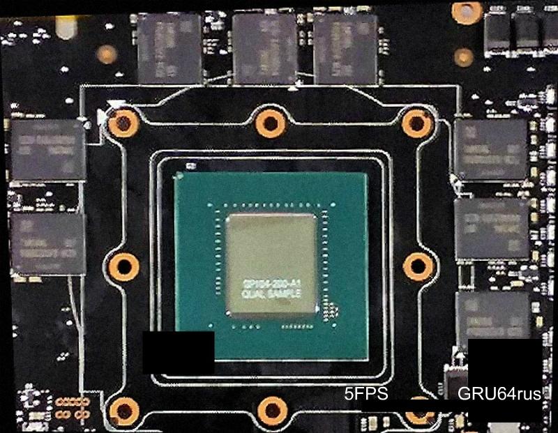 GRU64rus - NVIDIA-Pascal-GP104-200-on-PCB.jpg